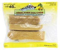Himalayan Corporation - Himalayan Dog Chew For Dogs Under 65 lbs. - 10.5 oz.