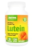 Jarrow Formulas - Lutein Value Size 20 mg. - 120 Softgels