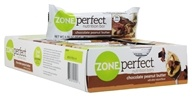 Zone Perfect - All-Natural Nutrition Bars Box Chocolate Peanut Butter - 12 Bars
