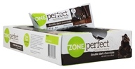 Zone Perfect - All-Natural Nutrition Bars Box Double Dark Chocolate - 12 Bars