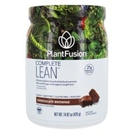 PlantFusion - Complete Lean Plant Protein Chocolate Brownie - 14.8 oz.