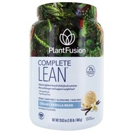 PlantFusion - Lean Clinically Tested Plant Based Weight Loss Vanilla Bean - 29.6 oz.