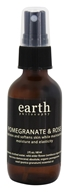 Earth Philosophy - Hydrating Toner Pomegranate & Rose - 2 oz.