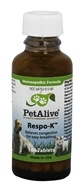 Pet Alive - Respo-K - 180 Tablet(s)