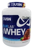 USN Supplements - BlueLab 100% Whey Ultra-Premium Whey Protein Powder Wheytella - 4.5 lbs.