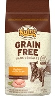 Nutro - Grain Free Small Breed Adult Dry Dog Food Chicken and Lentil Recipe - 4 lbs.