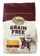 Nutro - Grain Free Adult Dry Dog Food Chicken and Lentil Recipe - 4 lbs.
