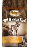 Nutro - Wild Frontier Dry Dog Food Open Valley Recipe - 4 lbs.