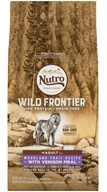 Nutro - Wild Frontier Dry Dog Food Woodland Trail Recipe - 4 lbs.
