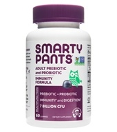 SmartyPants - Adult Probiotic Complete Blueberry - 60 Gummies