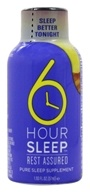 6 Hour Sleep - Rest Assured Pure Sleep Supplement - 1.93 oz.