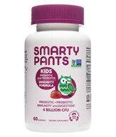 SmartyPants - Kids Probiotic Complete Grape - 60 Gummies