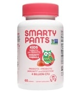 SmartyPants - Kids Probiotic Complete Strawberry Creme - 60 Gummies