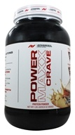 ANS (Advanced Nutrition Systems) - Power Maxx Crave Protein Powder Vanilla Birthday Cake - 1.91 lbs.
