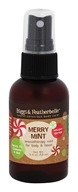 Biggs & Featherbelle - Holiday Aromatherapy Mist Merry Mint - 2 oz.