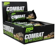 Muscle Pharm - Combat Crunch Bar S'Mores - 12 Bars