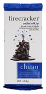Chuao - Gourmet Dark Chocolate Bar Firecracker - 2.8 oz.