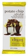 Chuao - Gourmet Milk Chocolate Bar Potato Chip - 2.8 oz.