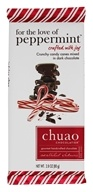 Chuao - Gourmet Dark Chocolate Bar For The Love of Peppermint - 2.8 oz.