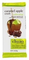 Chuao - Gourmet Milk Chocolate Bar Caramel Apple Crush - 2.8 oz.