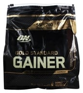 Gold Standard Gainer Protein and Carb Recovery Formula Colossal Chocolate - 5 lbs.