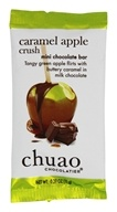 Chuao - Gourmet Milk Chocolate Mini Bar Caramel Apple Crush - 0.39 oz.