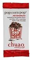 Chuao - Gourmet Milk Chocolate Mini Bar Pop Corn Pop - 0.39 oz.