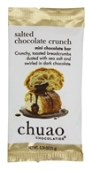 Chuao - Gourmet Dark Chocolate Mini Bar Salted Chocolate Crunch - 0.39 oz.