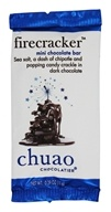 Chuao - Gourmet Dark Chocolate Mini Bar Firecracker - 0.39 oz.