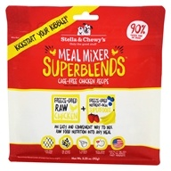 Stella & Chewy's - Freeze-Dried Meal Mixer SuperBlends for Dogs Cage-Free Chicken - 3.25 oz.