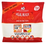Stella & Chewy's - Freeze-Dried Meal Mixer SuperBlends for Dogs Grass-Fed Beef - 16 oz.