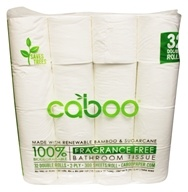 Bamboo and Sugarcane 2-Ply Bathroom Tissue 300 Sheets - 32 Pack(s)