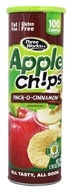 Three Works - Gluten-Free Apple Chips Pinch-O-Cinnamon - 1.76 oz.