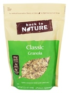 Back To Nature - Gluten-Free Granola Classic - 12.5 oz.
