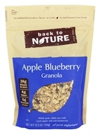 Back To Nature - Gluten-Free Granola Apple Blueberry - 12.5 oz.