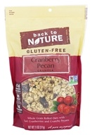 Back To Nature - Gluten-Free Granola Cranberry Pecan - 11 oz.