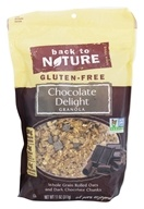Back To Nature - Gluten-Free Granola Chocolate Delight - 11 oz.