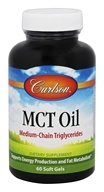 Carlson Labs - MCT Oil - 60 Softgels