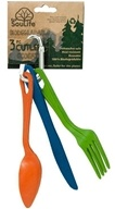 EcoSouLife - Bamboo Cutlery Aussie Outback Set - 3 Piece(s)