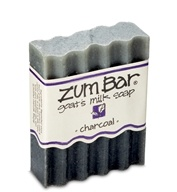 Indigo Wild - Zum Bar Goat's Milk Soap Charcoal - 3 oz.