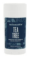 Schmidt's Deodorant - Natural Deodorant Tea Tree - 3.25 oz.