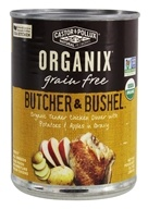 Castor & Pollux - Organix Butcher and Bushel Dog Food Tender Chicken Dinner - 12.7 oz.