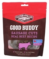 Castor & Pollux - Good Buddy Sausage Cuts Dog Treats Real Beef Recipe - 5 oz.