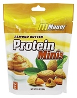 Mauer Sports Nutrition - Protein Minis Almond Butter - 3.5 oz.
