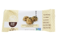Bhu Fit - Vegan Organic Pea Protein Superfood Chocolate Chip + Cookie Dough - 1.6 oz.