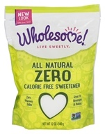Wholesome! - All Natural Zero Sweetener - 12 oz.