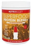 NutriBullet - Superfood Protein Blend Plus Vanilla - 23 oz.