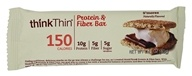 Think Products - thinkThin Protein & Fiber Bar S'Mores - 1.41 oz.