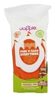 Dapple - Pure and Clean Everything Fragrance Free - 45 Wipe(s)