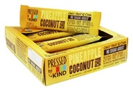 Kind Bar - Pressed Fruit Bar Pineapple Coconut Chia - 12 Bars
